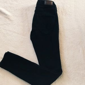 High Rise Hollister Jeans
